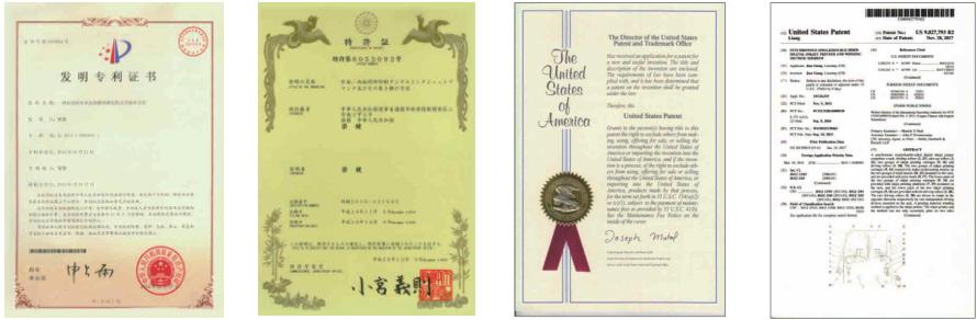 卷材UV喷绘机SDL3300发明专利