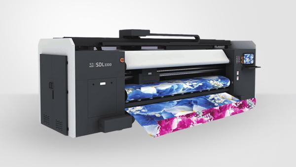 卷材UV喷绘机SDL3300