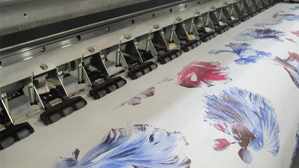 数码印花技术在纺织业的发展