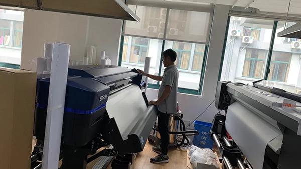 什么是UV喷印技术
