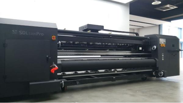 喷墨打印网格布,拥有核心技术是关键