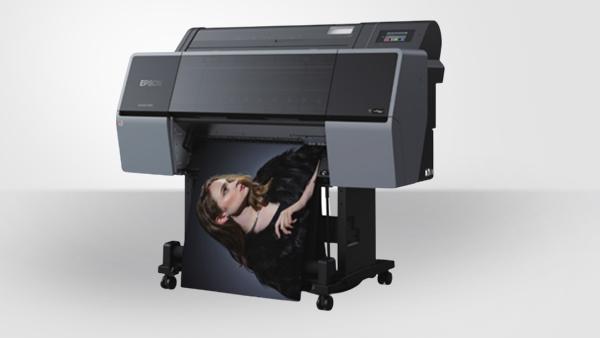 爱普生写真机-大幅面喷墨打印机Epson SureColor P7580