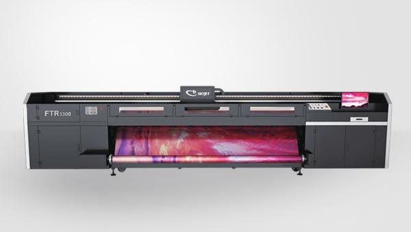 卷材UV喷绘机FTR3300