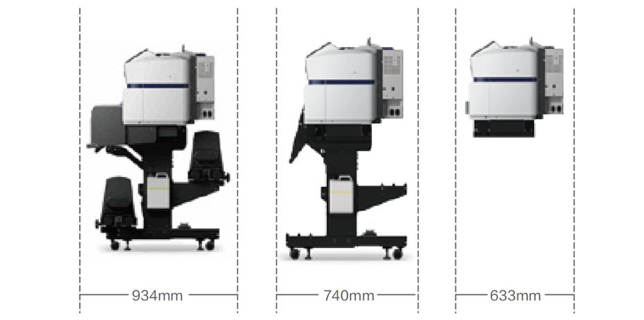 大幅面喷墨打印机Epson-SureColor-B9080产品结构