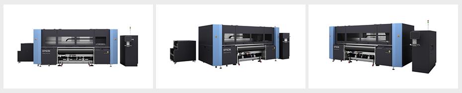 蒙娜丽莎微喷印花打印机产品展示